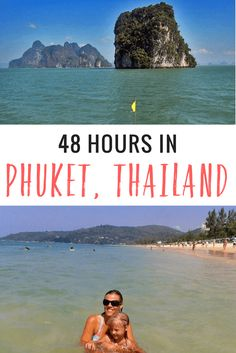 Looking for things to do in Phuket? Our travel guide highlights how to spend 48 hours in Phuket including a little indulgence, culture and eating. #Phuket #Thailand #ThailandTravel #ThailandFamilyTravel