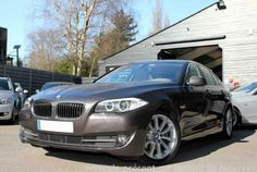 OCCASION BMW SERIE 5 (F10) 520D 184 LUXE