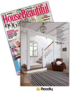Readly - House Beautiful - UK - 51 - One of the UK's biggest and best-loved homes brands, House Beautiful provides real-life inspiration, expert House Beautiful, Beautiful Homes, Victorian Cottage, Sofa Home, Life Inspiration, Villa, June, Home Decor, Magazines