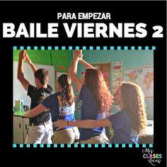 Para Empezar: Baile viernes - part 2