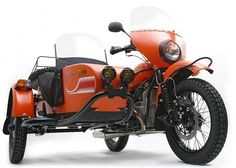 URAL YAMAL LIMITED EDITION 2012 MOTORCYCLE WITH SIDECAR AND OAR!