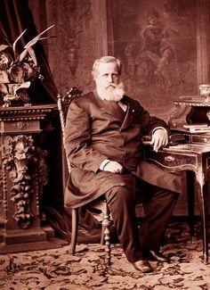 H.I.M. Emperor Pedro II of Brazil (1825-1891)