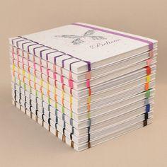 Hand Stitched Journals