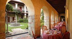 hotel camino real oaxaca
