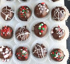 Oreo truffles are one of our all time favorite things to make during the holidays.