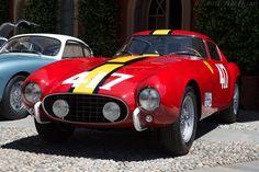 1957 Ferrari 250 GT TdF Scaglietti '14 Louver' Berlinetta: 88-shot gallery, full history and specifications