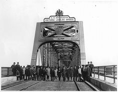 Victoria Jubilee Bridge, Montreal, QC, 1897 Quebec Montreal, Old Montreal, Montreal Ville, Photo Vintage, Vintage Photos, Canada Eh, 10 Picture, Parcs, The Good Old Days