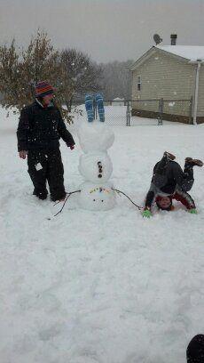 PHOTOS: Upload your snow photos | MyFOX8.com