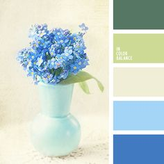 голубой и салатовый | IN COLOR BALANCE | Page 2