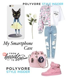 """""""#MySmart"""" by sunshinegirlll ❤ liked on Polyvore featuring art, contestentry and PVStyleInsiderContest"""