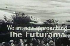 The Original 1939 Futurama