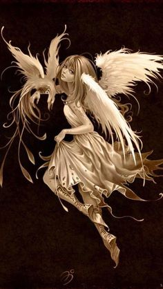 fairies & dragons r by far my favorite fantasy creatures! Elfen Fantasy, Fantasy Art, Fantasy Fairies, Hades Gif, Image Digital, Fairy Pictures, Angel Pictures, Love Fairy, Beautiful Fairies