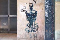 Krik gladi / Kosančićev venac #BeogradskiGrafiti #StreetArt #Graffiti #Beograd #Belgrade #Grafiti