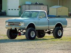 67 Chevy Truck, Chevy K10, Lifted Chevy Trucks, Classic Chevy Trucks, Gm Trucks, Chevrolet Trucks, Cool Trucks, Old Chevy Pickups, Monster Trucks