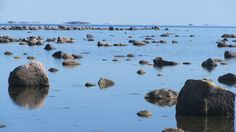 Stone field Archipelago, The Great Outdoors, Finland, Sea, Landscape, Stone, Water, Photos, Beautiful