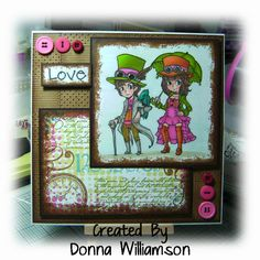 Wonderland, Stamps, Charms, Crafty, Thoughts, Frame, Projects, Ideas, Seals