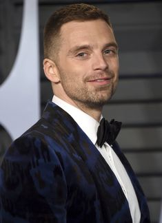 Sebastian Stan | 90th Oscars Viewing Party | March 4 2018