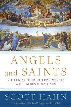Angels and saints. Catholics tend to think of them as differentfrom the  rest of us. They're cast in plaster or simpering on a holy card, performing  miracles with superhero strength, or playing a harp in highest heaven.  Purchase From Amazon