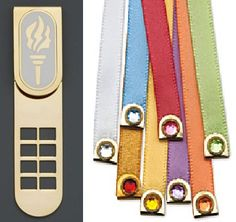 Young Women Personal Progress Value Bookmark and Ribbons