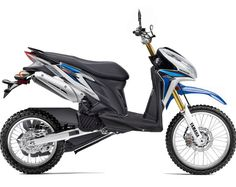 Modifikasi Honda Vario 150 Touring Trail