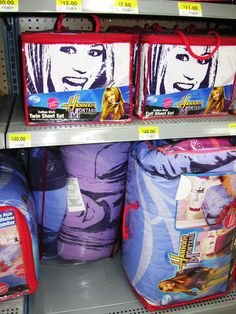 Back in those days, at walmart
