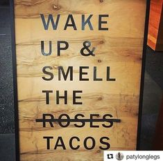 Taco Love, Lets Taco Bout It, My Taco, Restaurant Quotes, Taco Restaurant, Taco Pub, Taquero, Taco Humor, Taco Shop