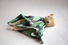 mohair Baby Bear by foxandowl