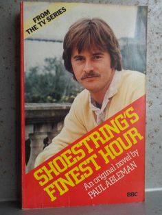 Shoestring's Finest Hour by Paul Ableman BBC Publications 1980 Paperback Book 204 Pages Private Ear by bastarduk on Etsy Drama Series, Tv Series, Trevor Eve, Paperback Books, Book Publishing, Detective, Bbc, Fiction, Novels
