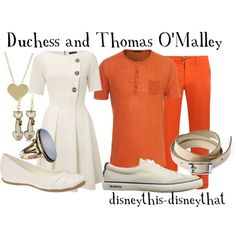 Duchess & Thomas, created by disneythis-disneythat on Polyvore