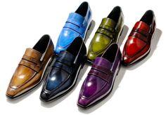 cool chic Italian dress shoe