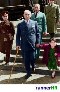 Kurtuluş Savaşı'nın mimarı, bağımsızlık savaşında dünyada bir ilk olmuş, devrimleriyle Ulusa kimlik kazandırmış Türkiye Cumhuriyeti'nin kurucusu Mustafa Kemal Atatürk'ü, aramızdan ayrılışının 78. yılında sevgi, saygı ve büyük bir özlemle anıyoruz. #runnerHR