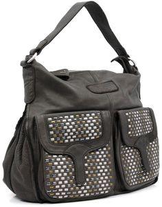 Dear Santa, please bring me this Liebeskind Berlin Bag!  (it even has a big L on the zipper tag :D )