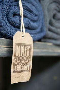 Label Knit Factory - www.knitfactory.nl