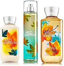 Wild Honeysuckle Bath and Body Works perfume - a fragrance for women