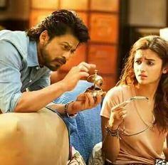 SRK & Alia Bhatt