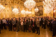 EANM'13 presidential reception at hôtel de ville, Lyon Lyon, Chandelier, Ceiling Lights, Lighting, Home Decor, Candelabra, Decoration Home, Room Decor, Chandeliers