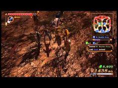 Hyrule Warriors: Legend Mode Playthrough #15: Land Of Myth Part 2