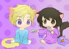 Garroth and Aph Babies