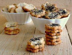 Crackers tipo Ritz fatti in casa