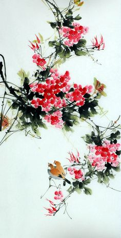 by Wen Quanlin - Chinese Painting