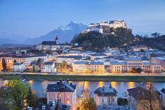 A voyage on the Danube, book-ended by stays in two of Europe's most beautiful cities, is a great way to find out if river cruising is for you Road Trip, Salzburg Austria, Austria Travel, Photo Maps, Flight And Hotel, Backpacking Europe, Travel Europe, Italy Travel, Most Beautiful Cities
