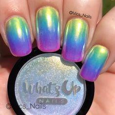 Magical unicorn rainbow mermaid nails 🧜🏻♀️🌈🦄🔮✨ I used I Scream Nails Blue Haven Grasshopper Pie Juicy Juicy Big Marshmallow and Grape… Diy Nail Polish, Nail Art Diy, Nail Polish Colors, Nail Nail, Gel Polish, Diy Art, Nail Art Designs Videos, Nail Designs, Diy Nails Videos