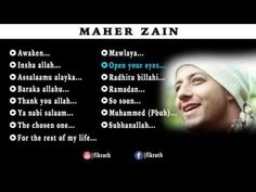 16 Best Maher Zain songs pictures images in 2016 | Maher