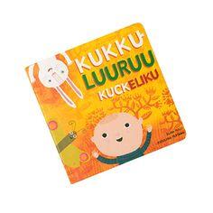 First book Kukkuluuruu / Kuckeliku Maternity, Packaging, Cover, Books, Libros, Book, Book Illustrations, Wrapping, Libri