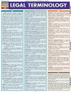 Constitutional Law Laminated Study Guide - BarCharts Publishing Inc makers of QuickStudy Law Notes, Constitutional Law, Criminal Law, Paralegal, Prep School, Criminal Justice, Writing Tips, Writing Skills, Creative Writing