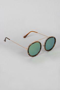Retro Vibe Round Sunglasses – Style Lavish
