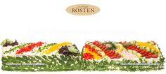 Leipomo Rosten gluteenittomat voileipäkakut