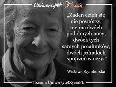 Wiesława Szymborska Einstein, Depression, Romantic, Motivation, My Love, Quotes, Blog, Life, Inspiration