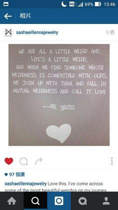 Quotes from some fab instagram acc.