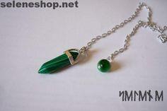 pendolo in malachite
